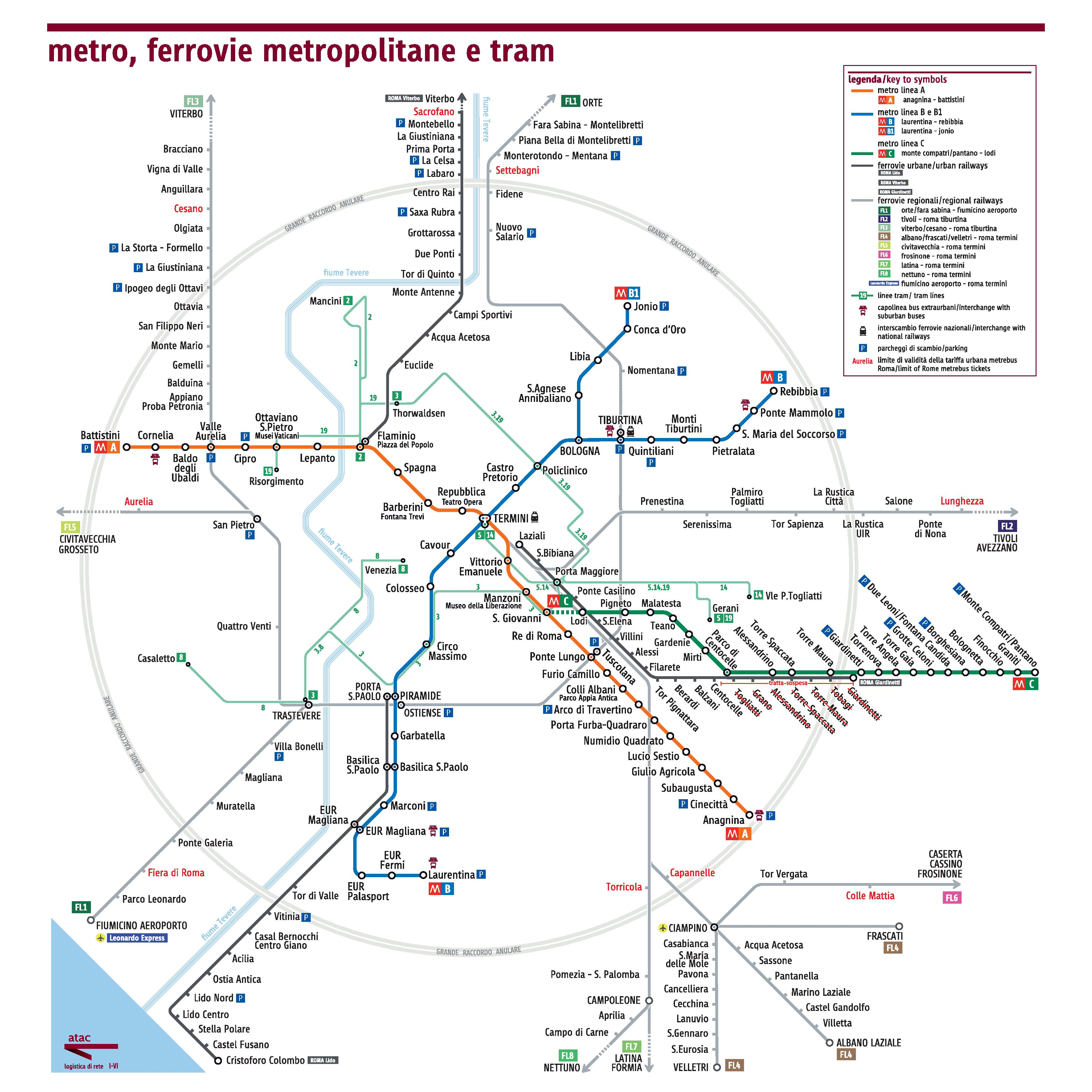 MappaMetroFSeccc